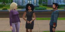 Wonder Child Wood - Meggs (Sims 4 Challenge)