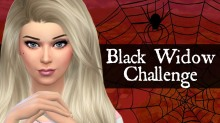Black Widow Challenge - Rory Plays The Sims (Sims 4 Challenge)