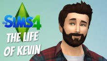 The Life of Kevin - CaptainSauce (Sims 4 Legacy)