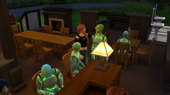Talking to the Aliens