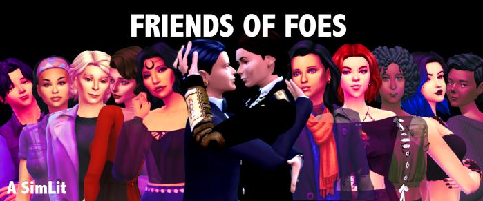 Friends of Foes - Simscognito